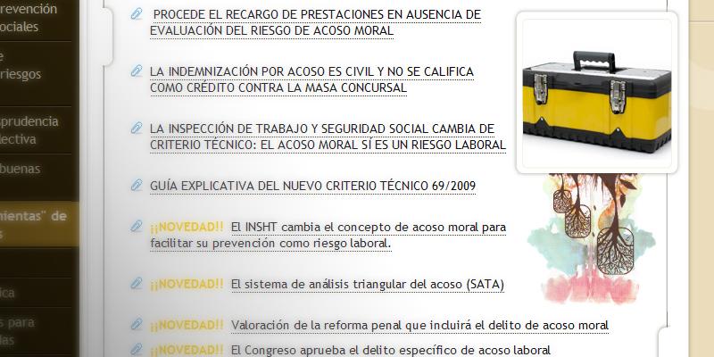 Laboratorio Observatorio de Riesgos Psicosociales de Andalucía
