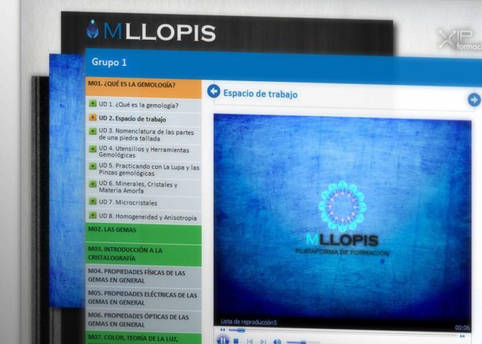 Plataforma de Formación MLlopis