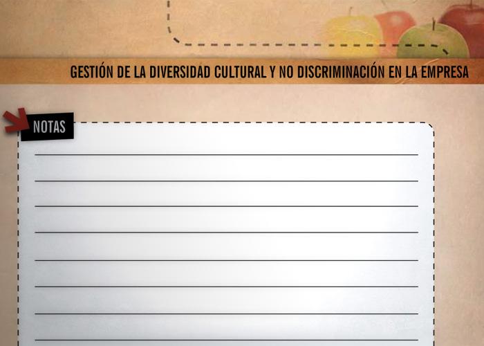 Gestión de la diversidad cultural y la no discriminación en la empresa