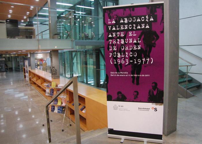 La abogacía valenciana ante el Tribunal de Orden Público (1963-1977)